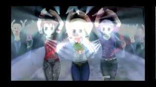 Caramella Girls - Caramelldancing Dubstep Version
