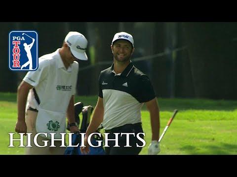 Jon Rahm?s extended highlights | Round 1 | Mexico Championship