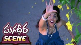 Dev Gill Killing His Father For Kajal Aggarwal || Magadheera Telugu Movie Scene 9