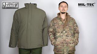 video - Oboustranná bunda MIL-TEC COLD WEATHER - Military Range CZ/SK