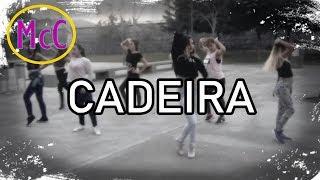 CADEIRA - NEGO DO BOREL COREOGRAPHY DANCE BRASIL AXE MC CADEIRAS 2018