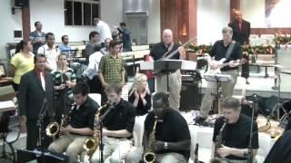 Adorarei - Camp Kirkland and Metro Big Band in Maceió 2013 28/06 18