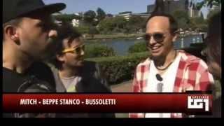 Beppe Stanco - Estate Precaria Collage LIVE