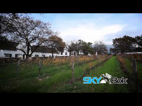 Skybok: Vrede en Lust Wine Estate (Franschhoek, South Africa)