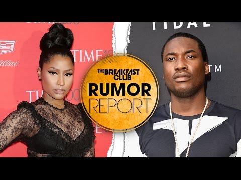 Nicki Minaj Announces Split From Meek Mill