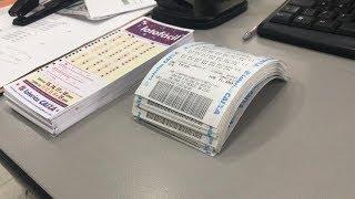 Testando Planilha Loteria Máxima Lotofacil 2019 pouco antes do  resultado 1816 de 20.05.2019