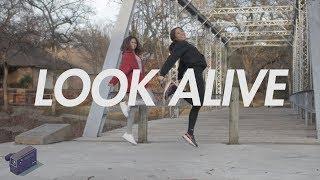 "BlocBoy JB & Drake ""Look Alive"" (4k Dance Video)@jeffersonbeats_"