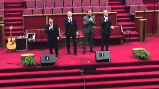 Amazing God- Trumpet Quartet at Temple Baptist Church in Ti