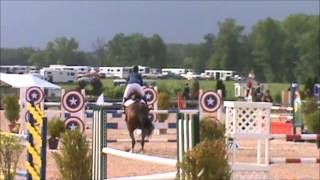 Counterfoil at Blue Rock Classic 2013 JrAO Jumper Classic