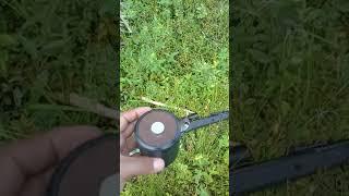 Caçada de nambu pé vermelho com carabina nitro Advanced