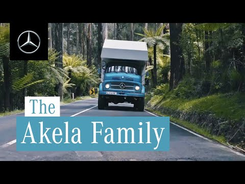 How One Family Travels the World in a Truck | She's Mercedes