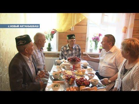 Расуль Сулейманов отметил 90-летие