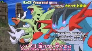 Pokemon o filme 19 abertura dublado