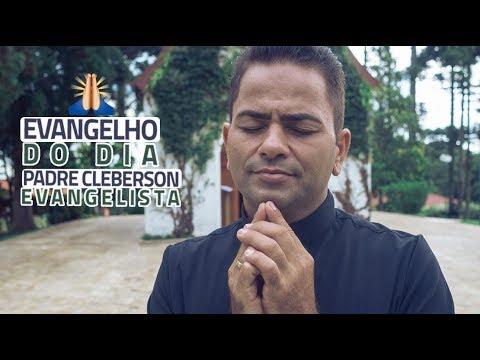 Evangelho do dia 20-06-2019 (Lc 9, 11b-17) - Padre Cleberson Evangelista