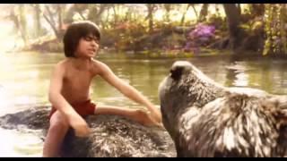 The Jungle Book movie - The Bare Necessities scene