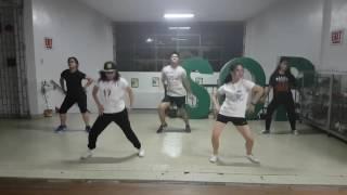 Jungle Bae - Skrillex and Diplo (feat. Bunji Garlin) | Dance Choreography |  HIM-D