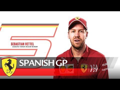 Spanish Grand Prix Preview - Scuderia Ferrari 2019