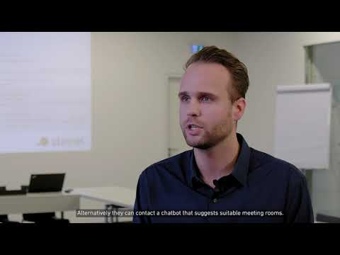 Interview with Klaus Wördemann - Product Manager Building Intelligence at STEINEL