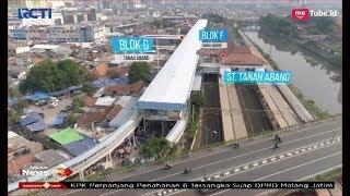 WOW! Pembangunan Skybridge Tanah Abang Habiskan Dana Sebesar Rp35 Miliar - SIP 01/12