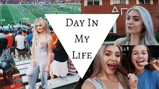 FOLLOW ME AROUND COLLEGE VLOG + DAYS IN MY LIFE