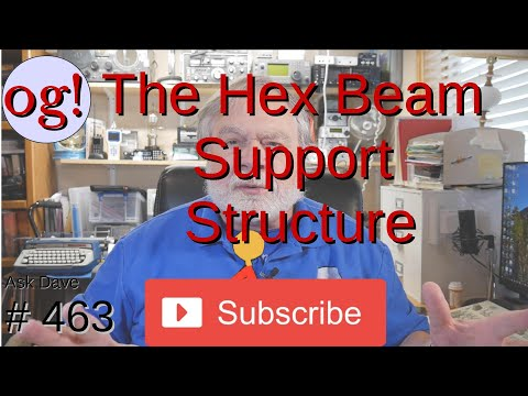 The Hex Beam Support Structure (#463)