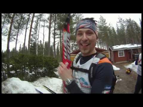Tahko adventure race 2010 Go Pro