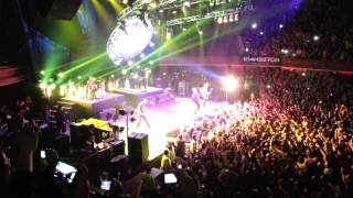 The Offspring - All I Want - Chile 2013 - Teatro Caupolican