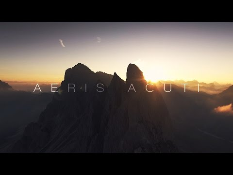 AERIS ACUTI – a 4K aerial perspective