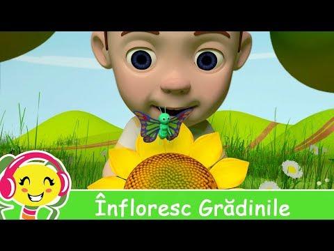 Infloresc Gradinile - Cantece de primavara pentru copii