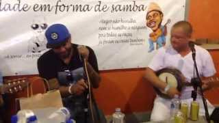 Amigos e Samba de Luz Oya (Sensação)