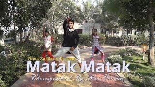 kudi Matak Matak jandi  / Dance Choreography width=