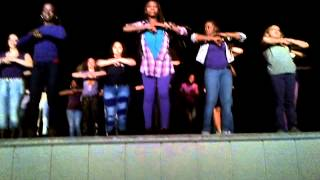 young fire step team