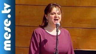 Fábián Éva: Esik eső karikára (népdal, koncert részlet)
