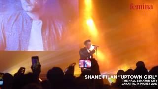Shane Filan - Uptown Girl (Live in Jakarta, 14 Maret 2017)