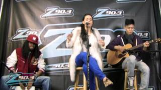 "Kat Dahlia - ""My Garden"" - Live Acoustic at Jammin' Z90"