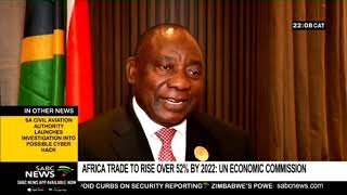 The significance of the Africa Free Trade Agreement: David Owiro