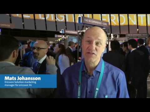 What applications will benefit the most from 5G? Mats Johansson, Ericsson
