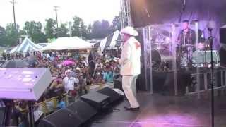 El Trono de Mexico Te Recordare en Vivo  en Los terrenos de la Feria en Lumberton NC
