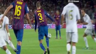Messi humiliates cr7 AGAIN - you need to kneel to your GOD