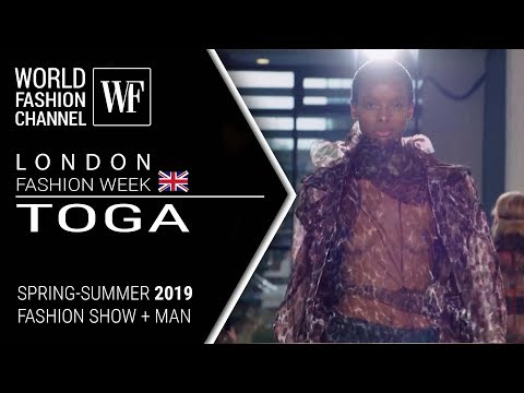 Toga | Spring-summer 2019 | London fashion week