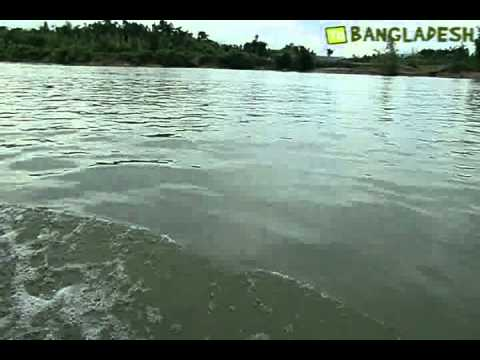 Bangladesh Sari river Sylhet near Indian border nature Bangladesh tourism Bangla travel guide