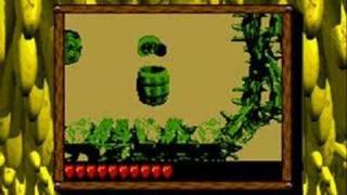 Donkey Kong Land 2 - Bramble Blast