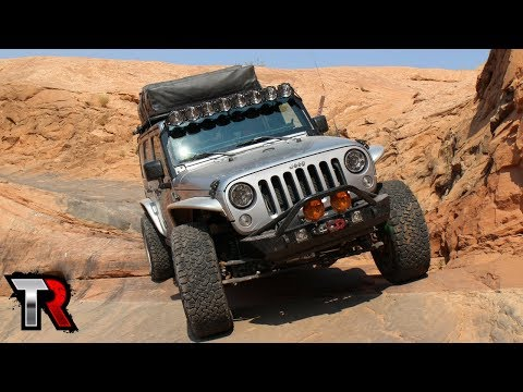 Poison Spider Trail - Utah to Colorado Off-road Adventure