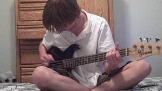 Meg and Dia Monster Bass Cover V 2