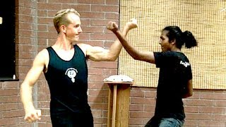 REAL IRON BONE Fighting and Training