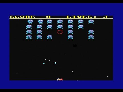 """Cómo hacer un juego tipo """"space invaders"""" en BASIC para Amstrad usando la librería 8BP"""