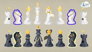 Chess Army. Part 1