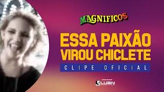 Banda Magnificos - Essa Paixão Virou Chiclete (Clipe Oficial)
