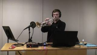 """Slide"" - Calvin Harris ft. Frank Ocean (Trumpet Cover)"