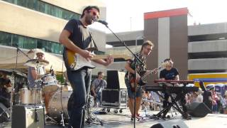 """Los Colognes """"Baby, You Can't Have Both"""" - @ Houdini Plaza, Appleton, WI August 7, 2014"""